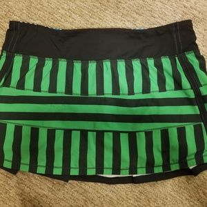 Seawheeze exclusive pace rival skirt size 10